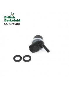 Kraantje voor British Berkefeld Model RVS
