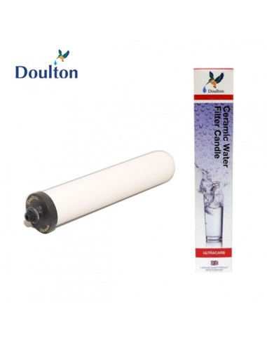"""Doulton Ultracarb 10"""" Waterfilter Element"""