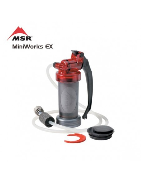 MSR Miniworks EX Microfilter